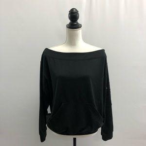 Essue Black Sweatshiert